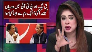 PTI & PML Q Distance Reasons Exposed?   8@7