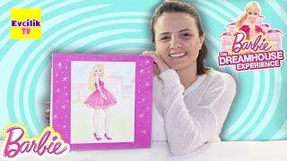 Barbie Rüya Evi Barbie Prenses Azra Rockstar Minişler - Dev Sürpriz Oyuncak Kutusu 11