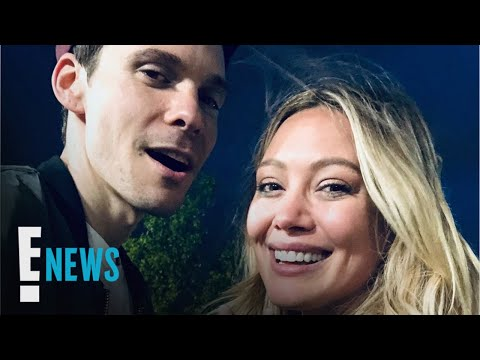 See Hilary Duff's Engagement Ring From Matthew Koma!   E! News