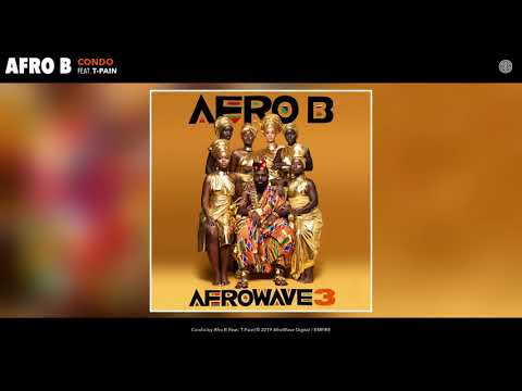 Afro B ft. T-Pain - Condo (Audio)