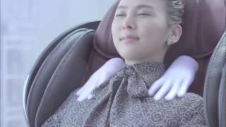 OSIM uMagic 摩術椅 扮哈利波特 廣告 [HD]