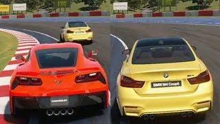 GT Sport Offline Gameplay And Split Screen Multiplayer