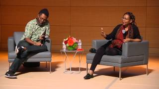 bell hooks and Arthur Jafa Discuss Transgression in Public Spaces at The New School