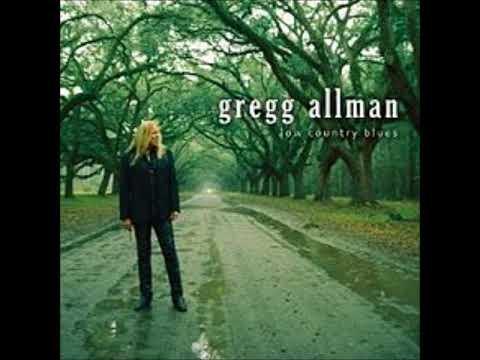 Gregg Allman   Blind Man With Lyrics In Description