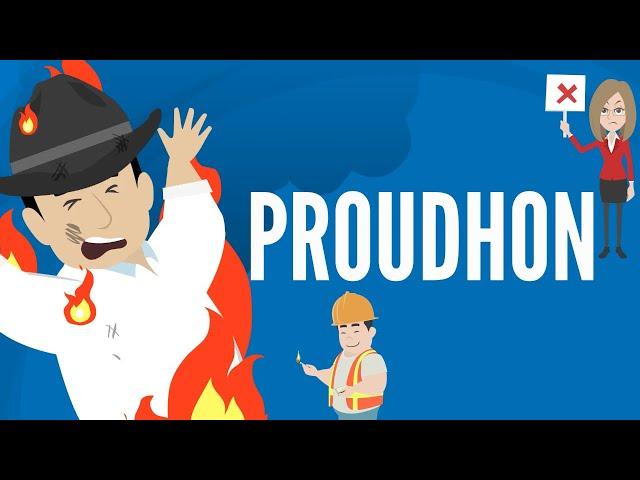 PIERRE JOSEPH PROUDHON | DME