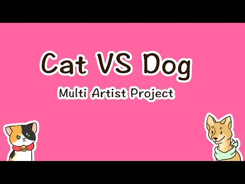 Cat VS Dog | Complete MAP!