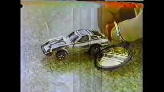 80's Ads: Burnin' Key Cars Kidco 1982 | Video