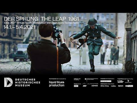 DER SPRUNG – 1961 | Making-of Trailer