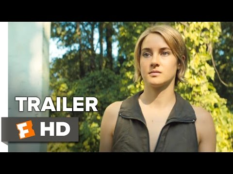 The Divergent Series: Allegiant Official Trailer #2 (2015) - Shailene Woodley Sci-Fi Movie HD