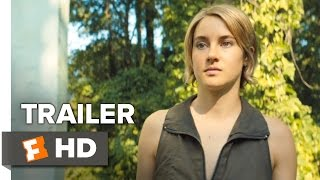 The Divergent Series: Allegiant Official Trailer #2 (2015) - Shailene Woodley Sci-Fi Movie HD