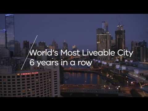 Melbourne, the world's most liveable city