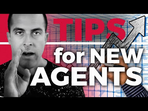 Real Estate Tips for New Agents - Guide to MASSIVE Success