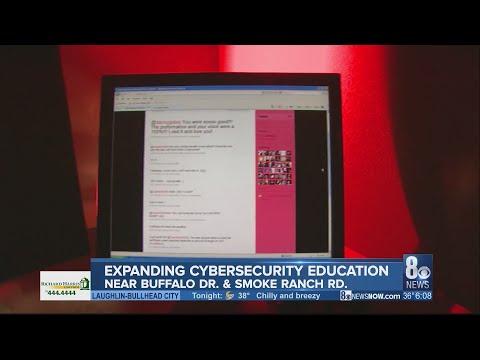 Shortage in cyber security workforce; local schools increase programs