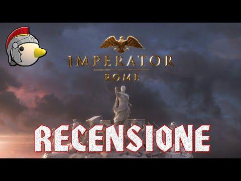 Imperator: Rome  - Recensione.