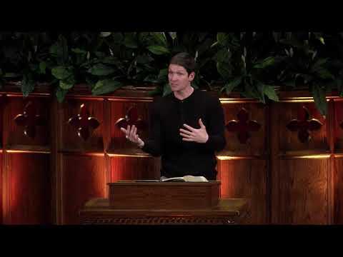 Founder's Week 2018 Matt Chandler