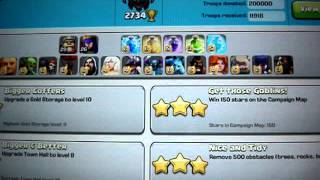 EXACTLY 200,000 Donations in ONE LEAGUE SEASON in Clash of Clans!!!