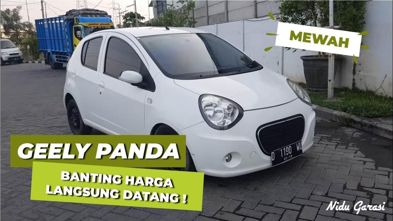Mobil Geely Panda Harga Di Banting Murah Tahun 2012 Persamaan Part Toyota Soluna Xenia Avanza Youtube