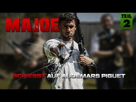 Majoe schießt auf Audemars Piguet ❌ KEIN FAKE ❌ [TEIL 2]