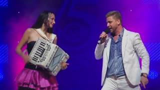 Maria Selezneva-Ilya Vasilyev-Sex Bomb-Russian cover-Accordeon-Игра на аккордеоне