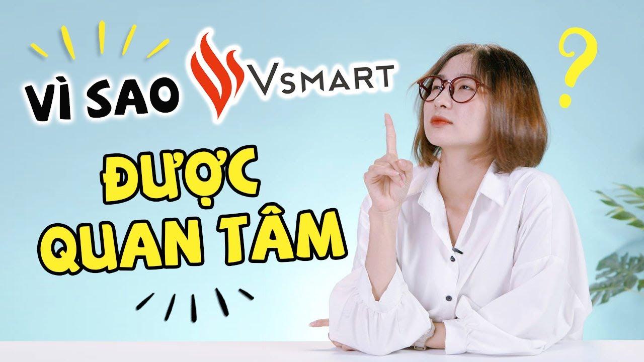 Vsmart thương hiệu Việt được quan tâm nhất??? | Hinews Special