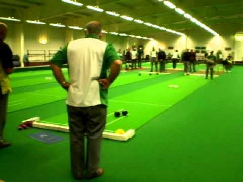 Devon V Cornwall Short Mat Bowls Youtube