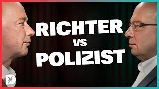 Sollten 12-Jährige schon strafmündig sein? Andreas Müller vs. Rainer Wendt | DISKUTHEK