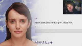 """Russian PewDiePie"" Сумасшедшая ДЕВУШКА НА ПЛАНЕТЕ! - Existor (Evie) - Part 2"