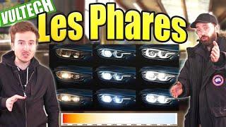 L'évolution de l'éclairage automobile (c'est maxi relou ne cliquez pas svp)
