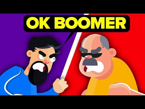 YOU vs BOOMER
