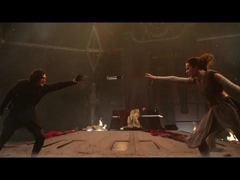 Star Wars: The Last Jedi (2017) New Supreme Leader