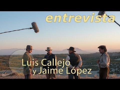Entrevista LUIS CALLEJO Y JAIME LÓPEZ | INTEMPERIE #intemperie