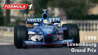 keg_11's Formula 1 Career - Formula 1 98 - 1998 Luxembourg Grand Prix