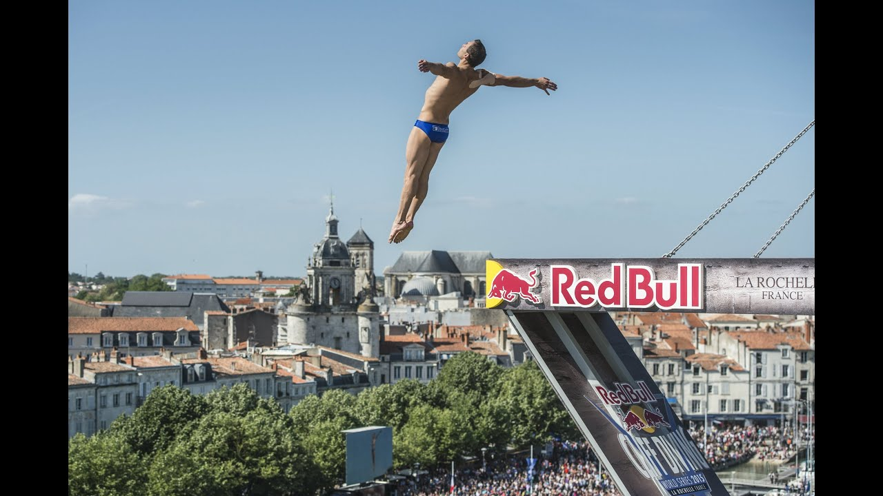 Red Bull Cliff Diving World Series 2015 – Event Clip – La Rochelle, France