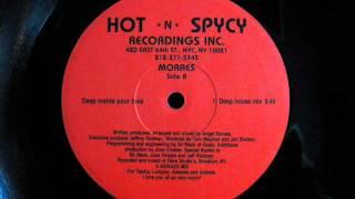 Angel Moraes.Deep Inside Your Love.Deep House Mix.Hot-N-Spycy.