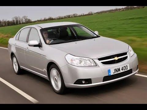 Chevrolet Epica ; Un auto raro con motor 6 en linea - YouTube