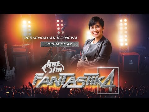 Fantastik 4 | MISHA OMAR - Ku Seru (Juri Jemputan) - Minggu 1