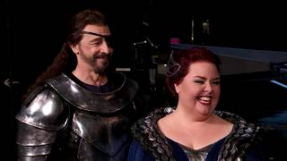 Jamie Barton and Greer Grimsley on Die Walküre