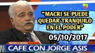 """JORGE """"TURCO"""" ASÍS CON ALEJANDRO FANTINO ACTUALIDAD POLÍTI..."""