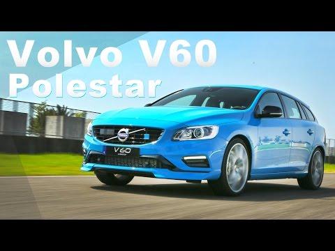 源自賽道精神 瑞典勁旅 Volvo V60 Polestar