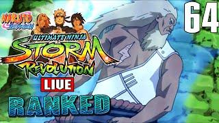 vuclip Naruto Storm Revolution : ShawShanked - Live Ranked Ep. 64
