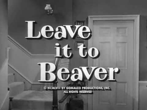 Image result for tv series leave it to beaver