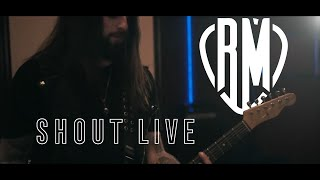 REMARK - Shout (Tears for Fears cover) Live From Cinelab Studios