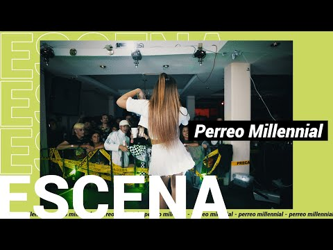 Escena: 3er aniversario de Perreo Millennial en CDMX | Slang