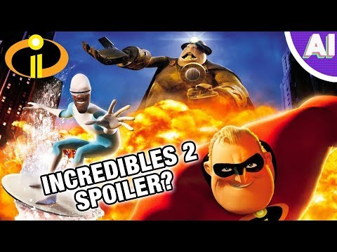Was Incredibles 2 Spoiled by a 13 Year Old Video Game? (Animation Investigation)
