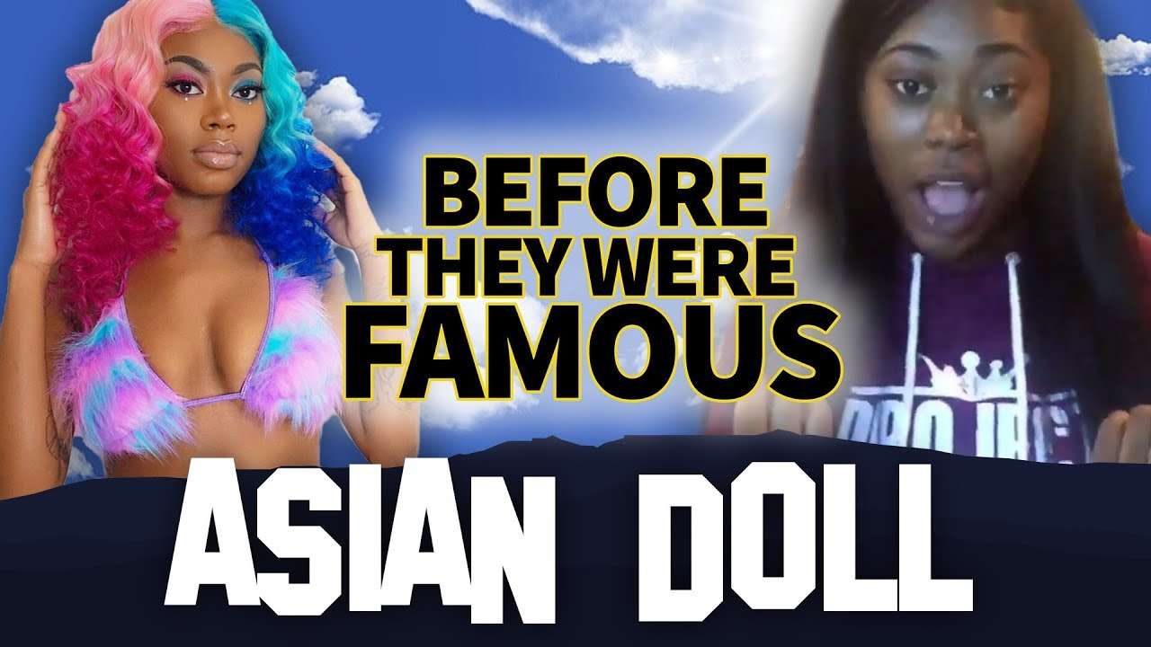 ASIAN DOLL   Before They Were Famous   Biography