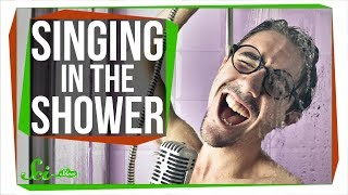 Do You Really Sing Better In The Shower?
