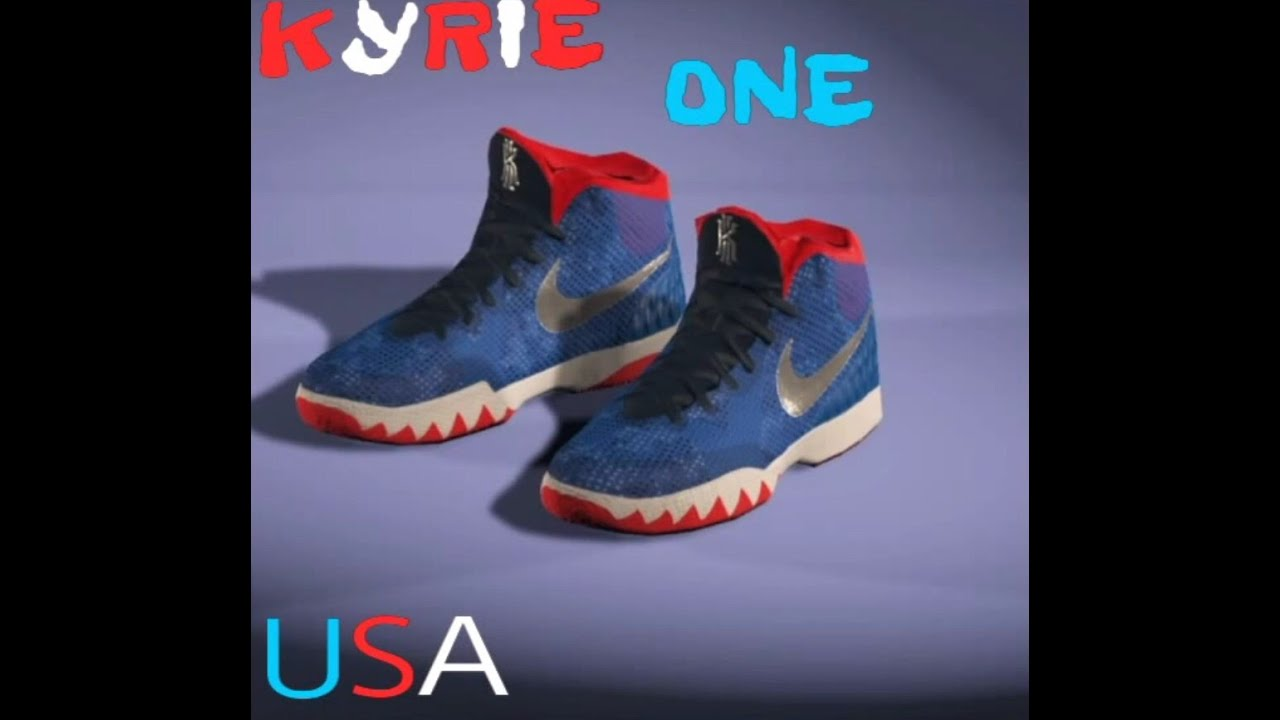 the latest 07868 ca0c8 shop nba 2k15 shoes kyrie 1 usa f16a1 c0999