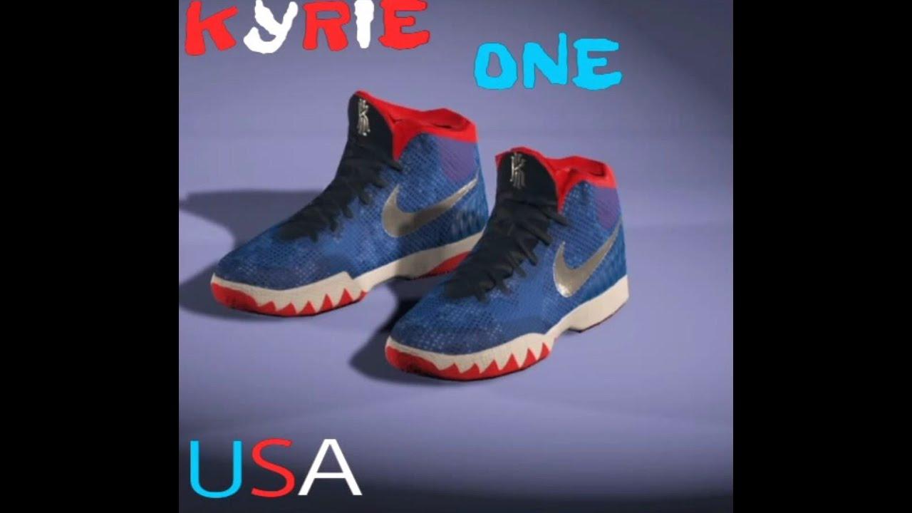 newest 62618 8809b 118c9 b8d66 shop nba 2k15 shoes kyrie 1 usa f16a1 c0999