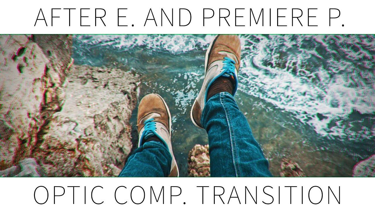 Premiere Pro & After Effect Tutorial - Optic Compensation