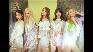 [ AUDIO ] EXID - Midnight(나의밤)